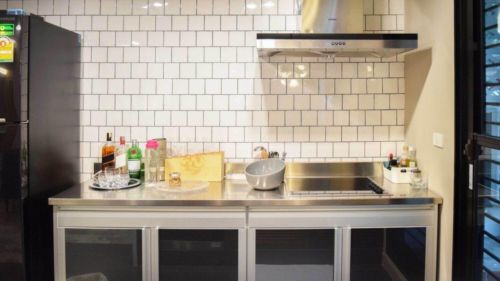 ชุดครัวสำเร็จรูป